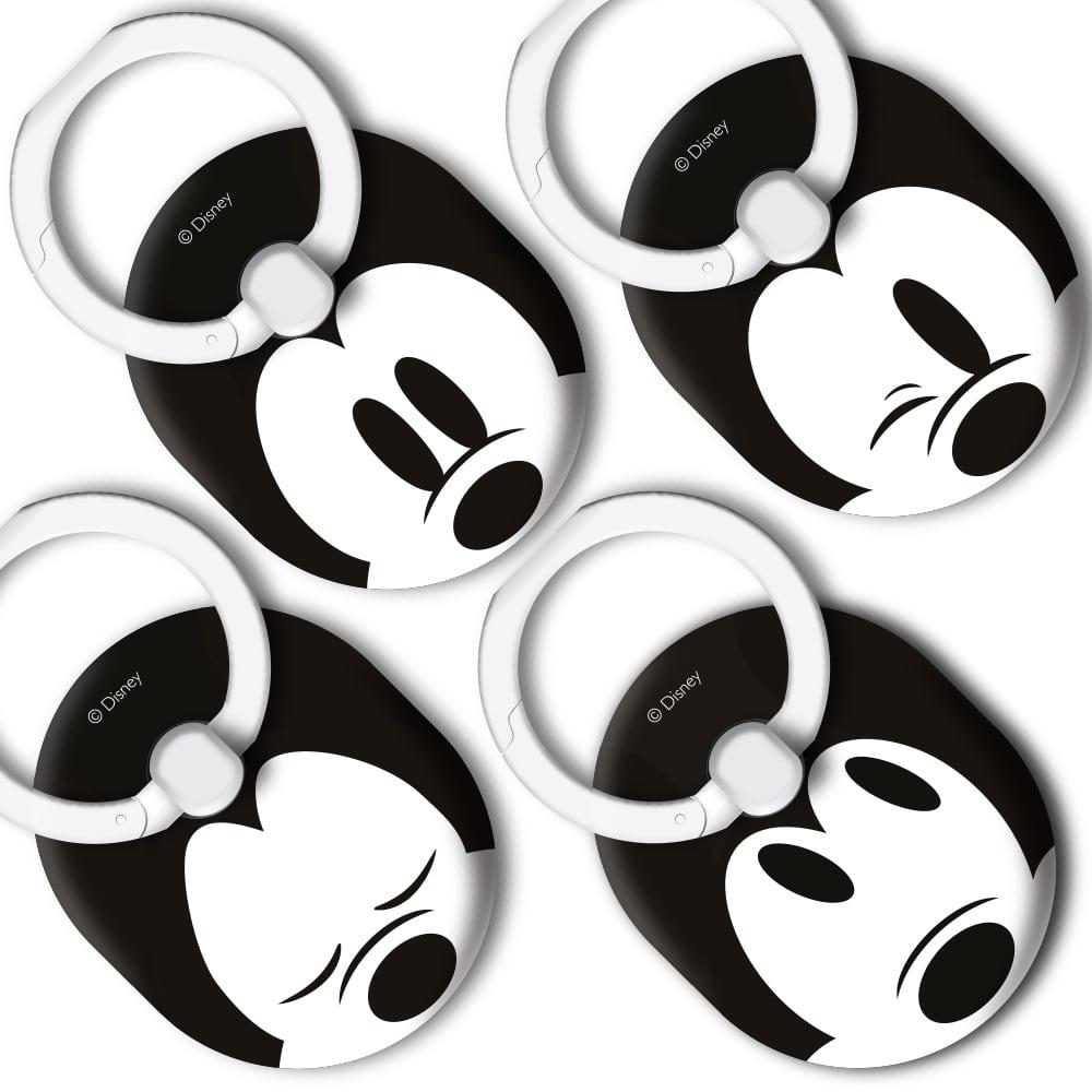(팝톡) 모노 미키 마우스 스마트폰 핑거링 디즈니 정품 핸드폰 거치대